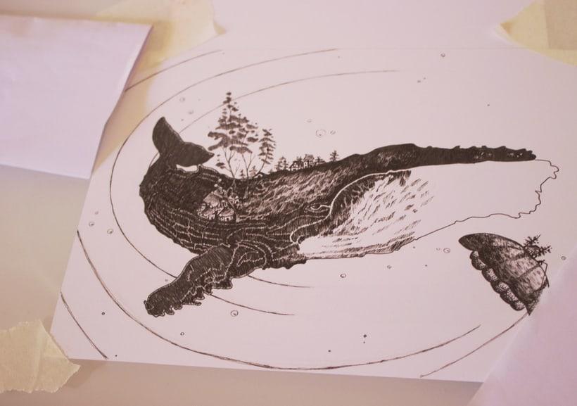 Rough Whale 2