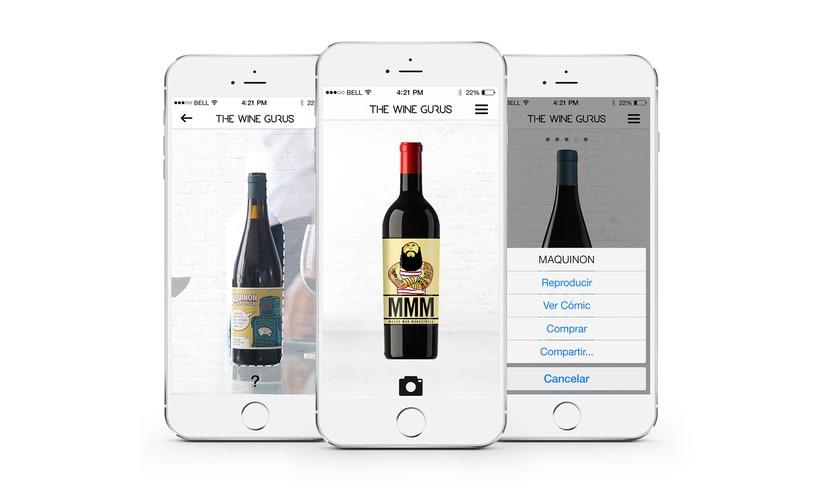 App The Wine Gurus 3