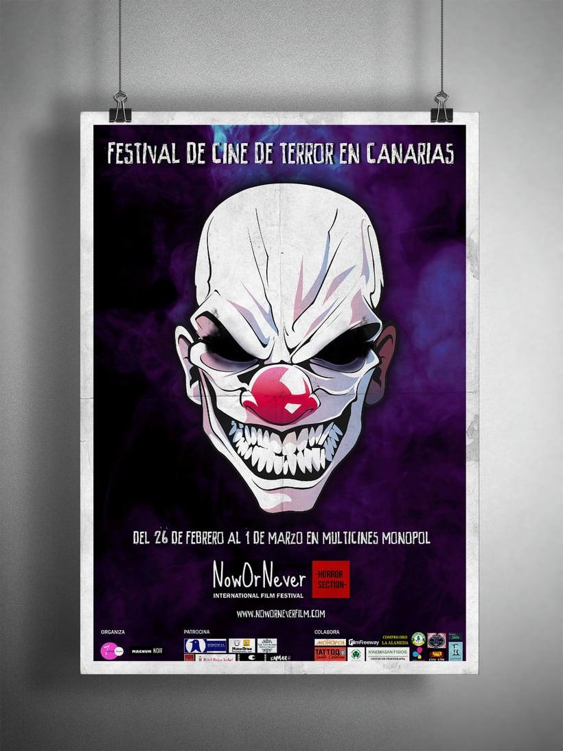 NOW OR NEVER International Film Festival 0