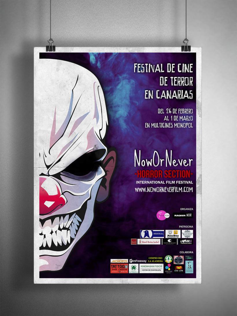 NOW OR NEVER International Film Festival 1