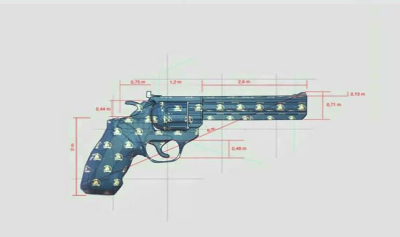 Disney Gun 1