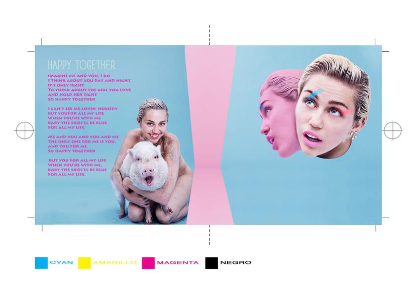 CD MILEY  2