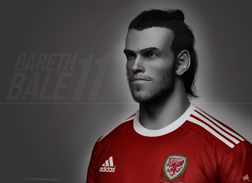 Gareth Bale -1
