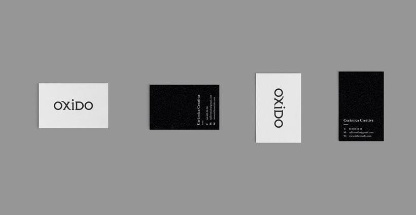 OXIDO - Identidad Corporativa 3