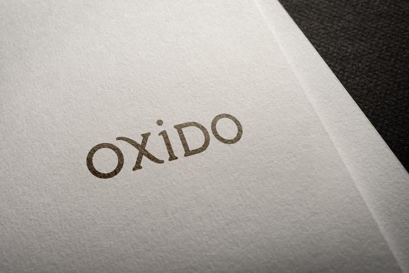 OXIDO - Identidad Corporativa 2
