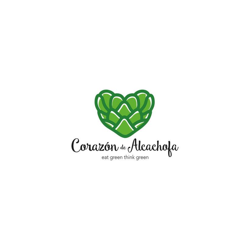 Branding Corazón de Alcachofa -1