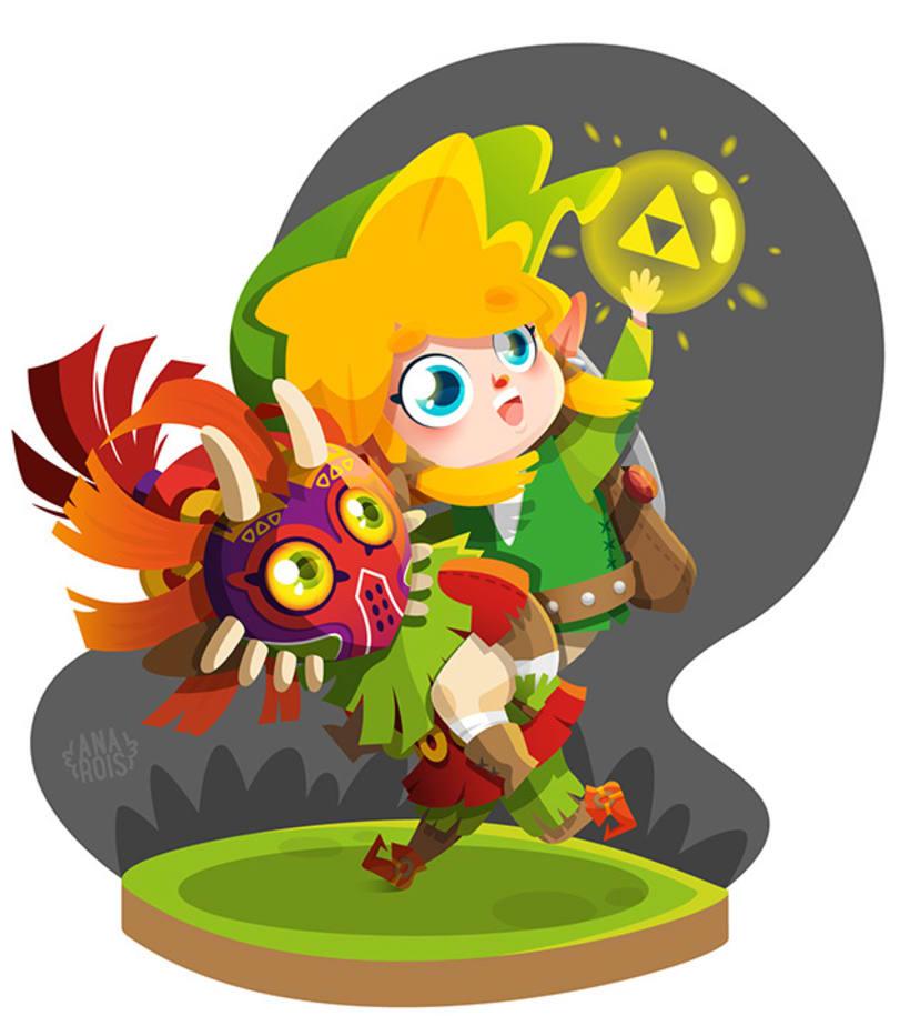 Zelda Challence -1