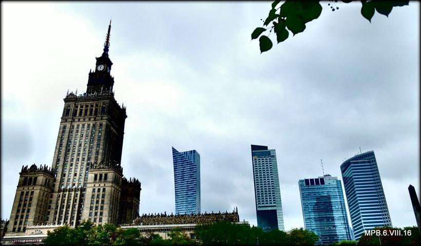 Crónicas Polacas I :   Varsovia (parte I) 2