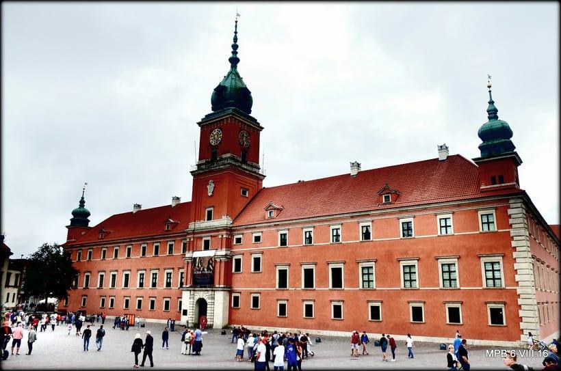 Crónicas Polacas I :   Varsovia (parte I) 4
