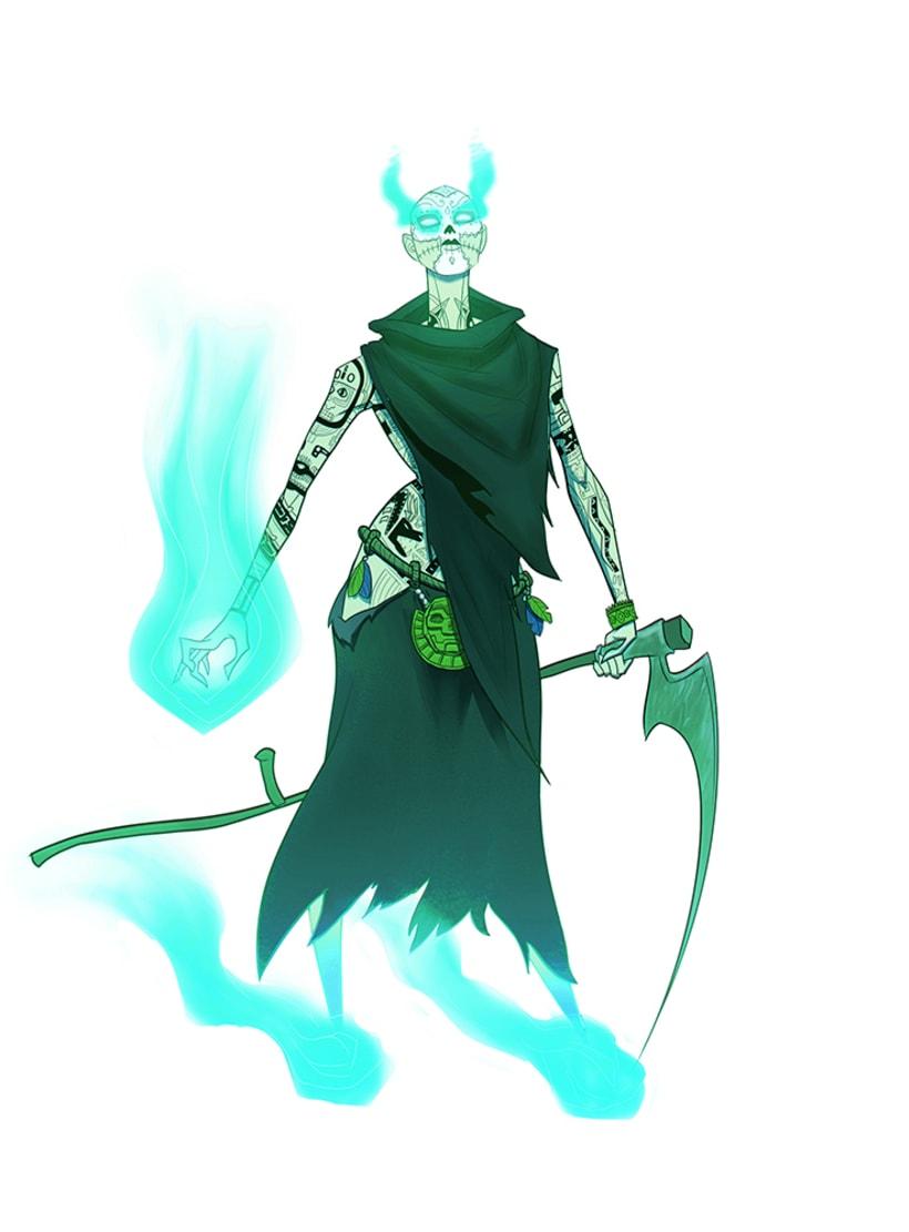 Diseño de personajes 5