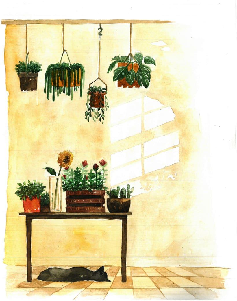 Acuarela - Watercolor 0