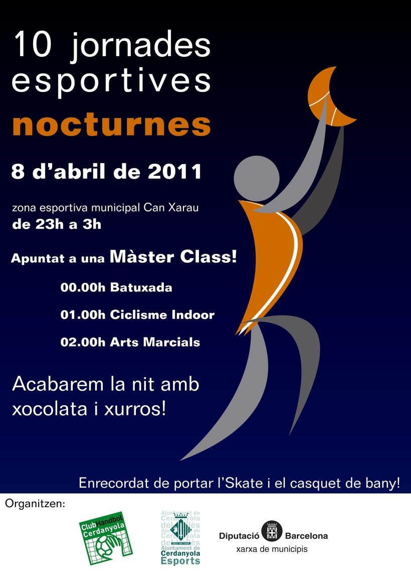 Jornades Nocturnes Esportives Cerdanyola 2011 -1