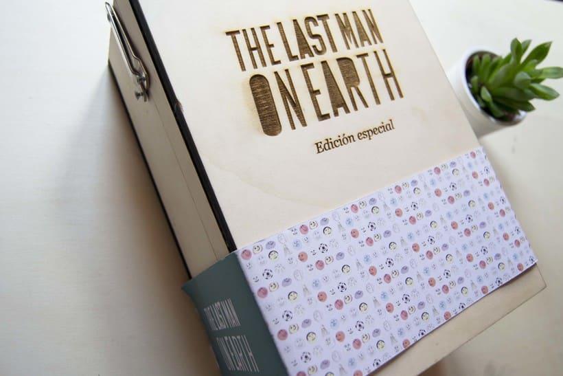 Edición especial The Last Man on Earth  2