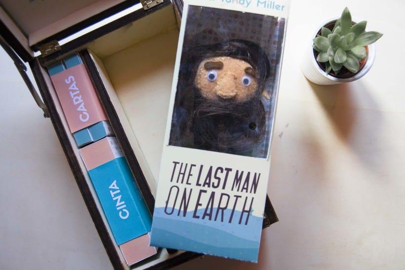 Edición especial The Last Man on Earth  11