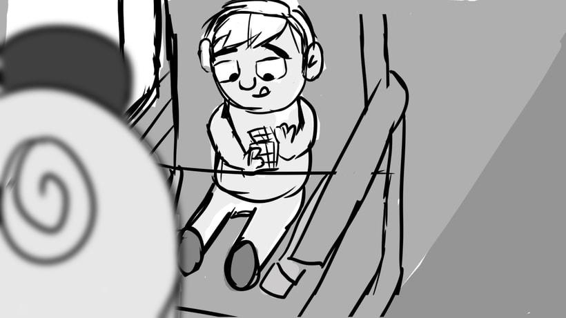 Storyboard Rubio Parte 1 3