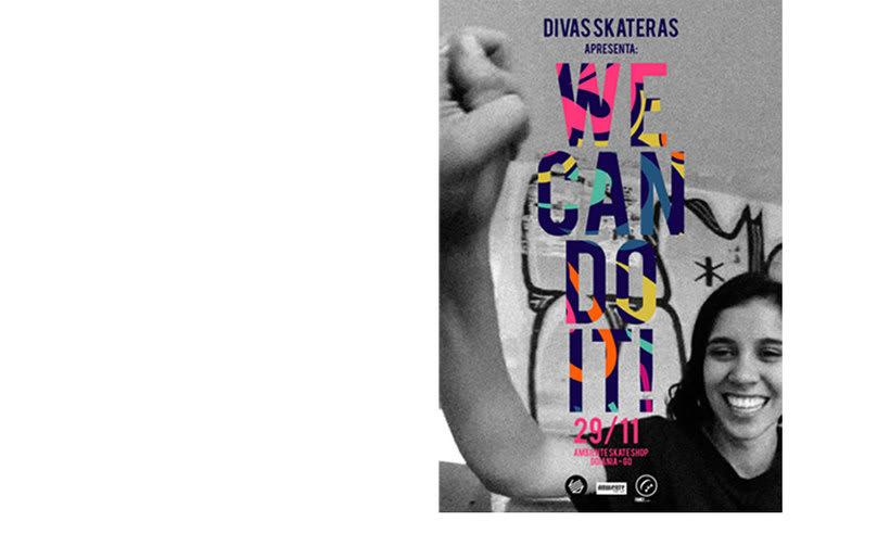 Cartel Divas Skateras 1