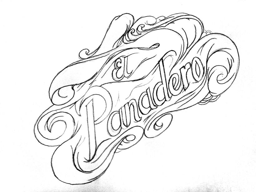 Leterring El Panadero 0