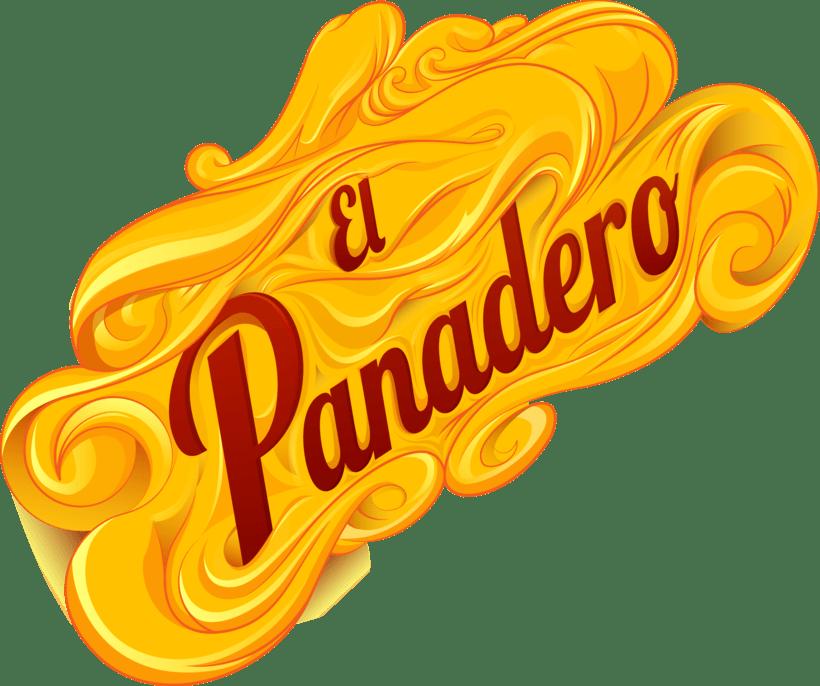 Leterring El Panadero 1