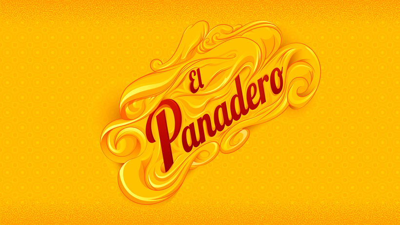 Leterring El Panadero 2
