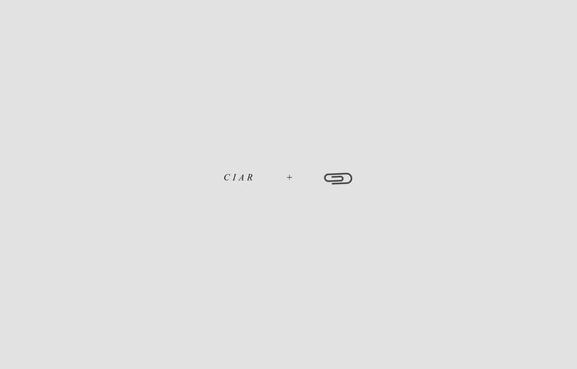 CIAR. Propuesta 1 4