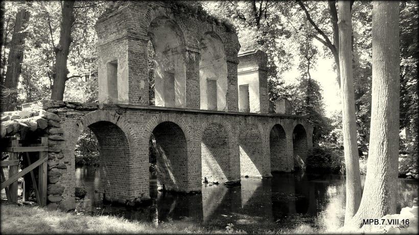 Crónicas  Polacas  III:  Camino de Wroclaw entre jardines  románticos y palacios 10