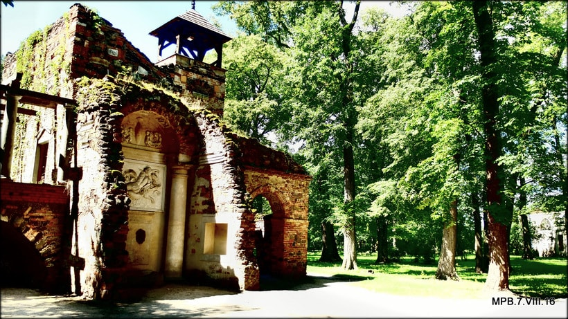Crónicas  Polacas  III:  Camino de Wroclaw entre jardines  románticos y palacios 17