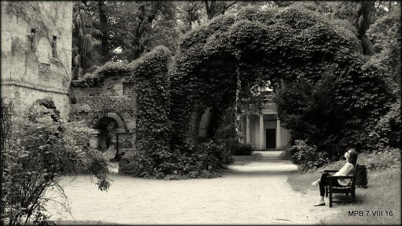 Crónicas  Polacas  III:  Camino de Wroclaw entre jardines  románticos y palacios 20