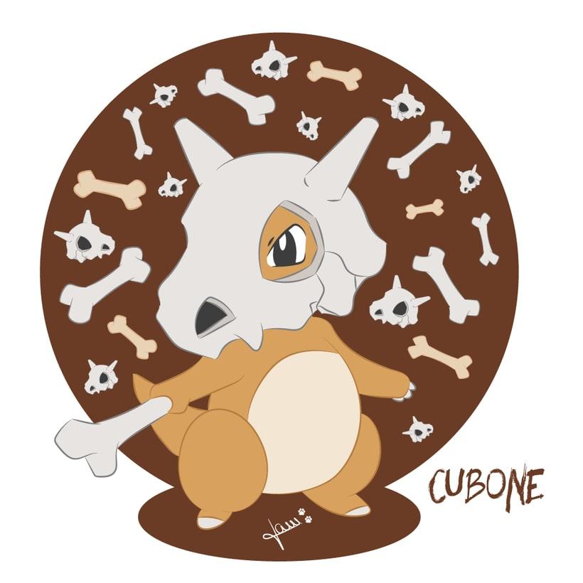 Pokemon - Cubone 2