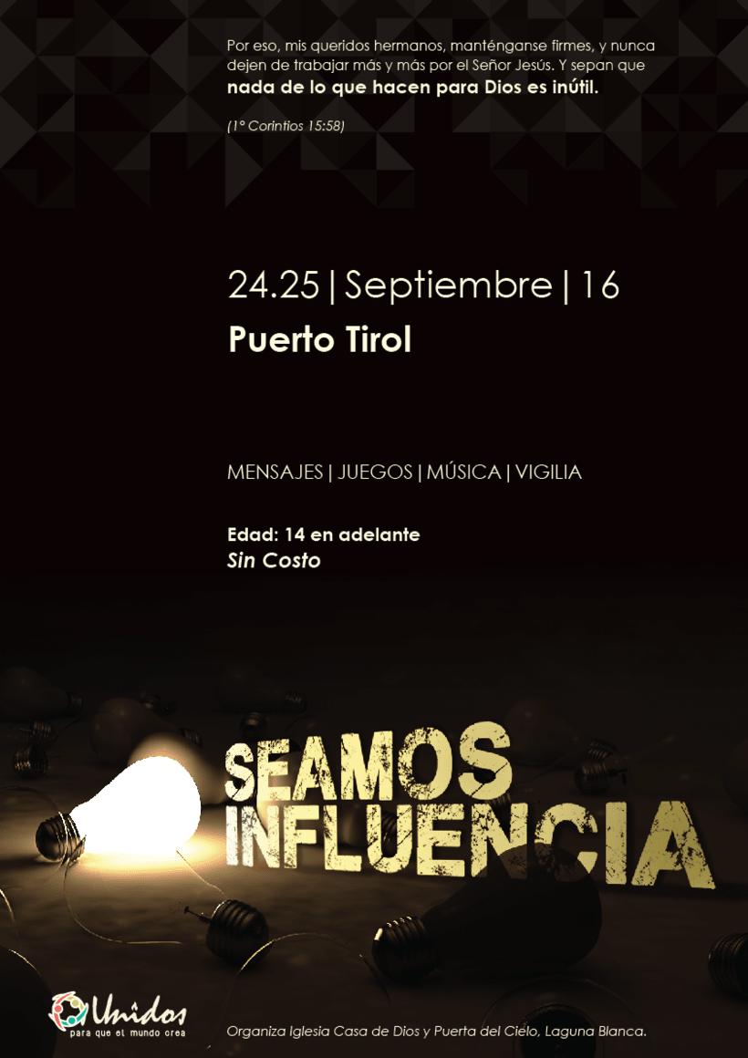 Seamos Influencia 7