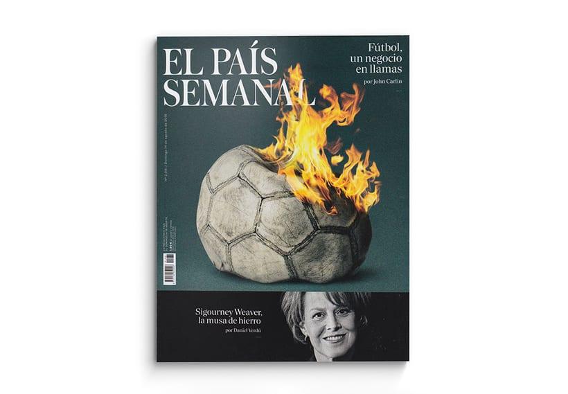 El País Semanal - El negocio del fútbol 0