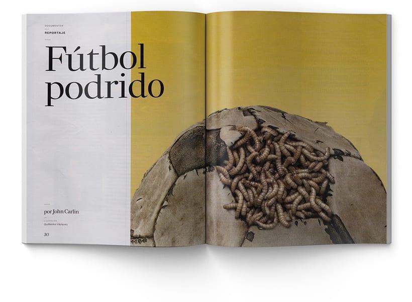 El País Semanal - El negocio del fútbol 1
