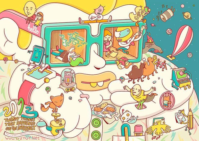 El universo multicolor de Brosmind 11