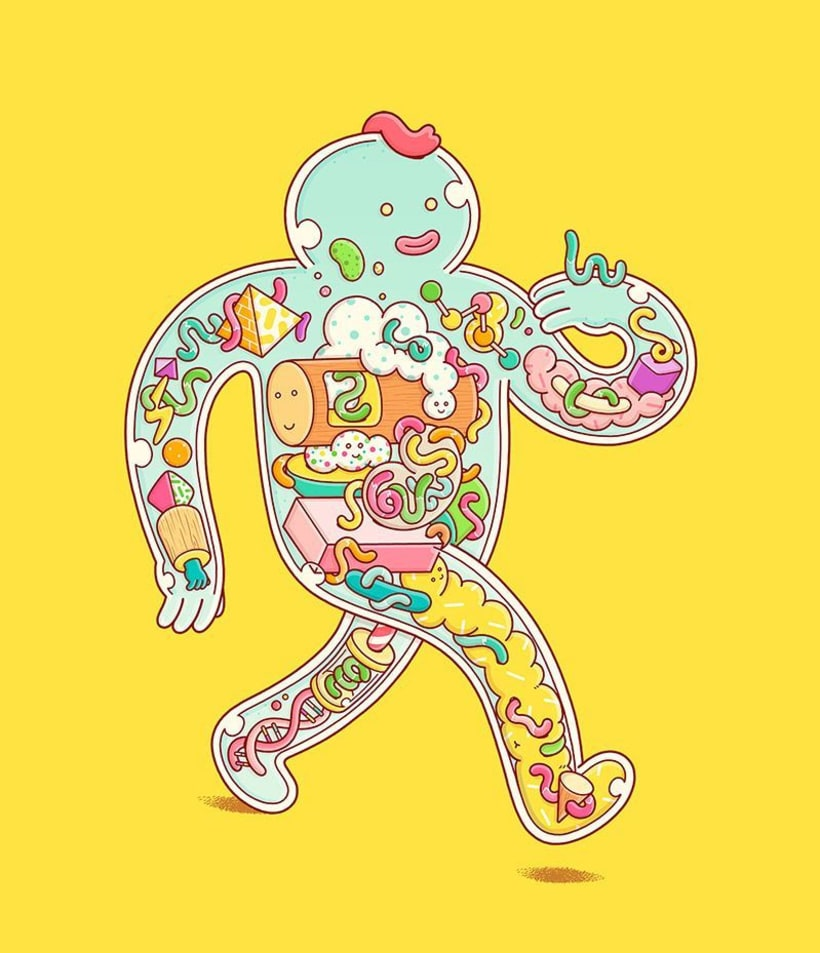 El universo multicolor de Brosmind 10