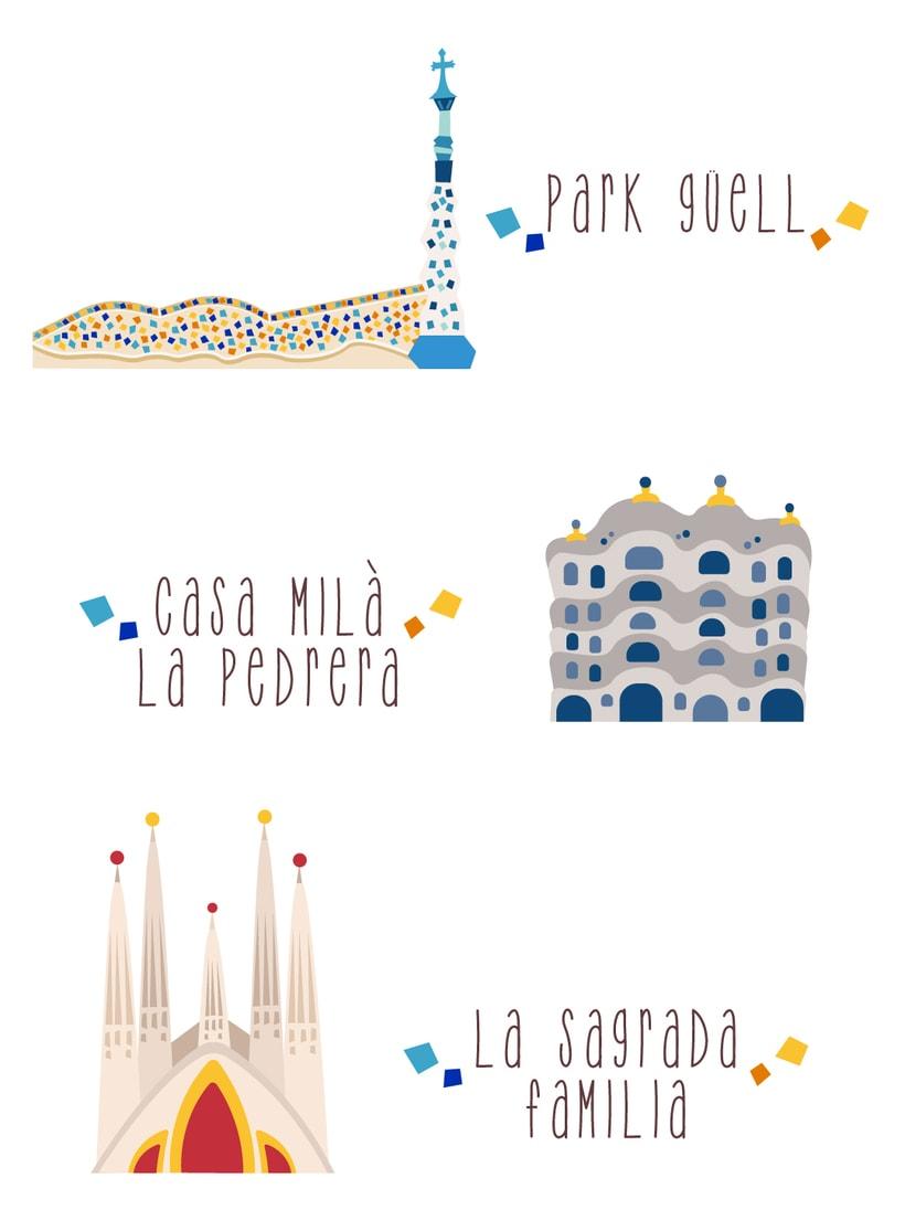 Snapchat Geofilter Barcelona, Spain 3