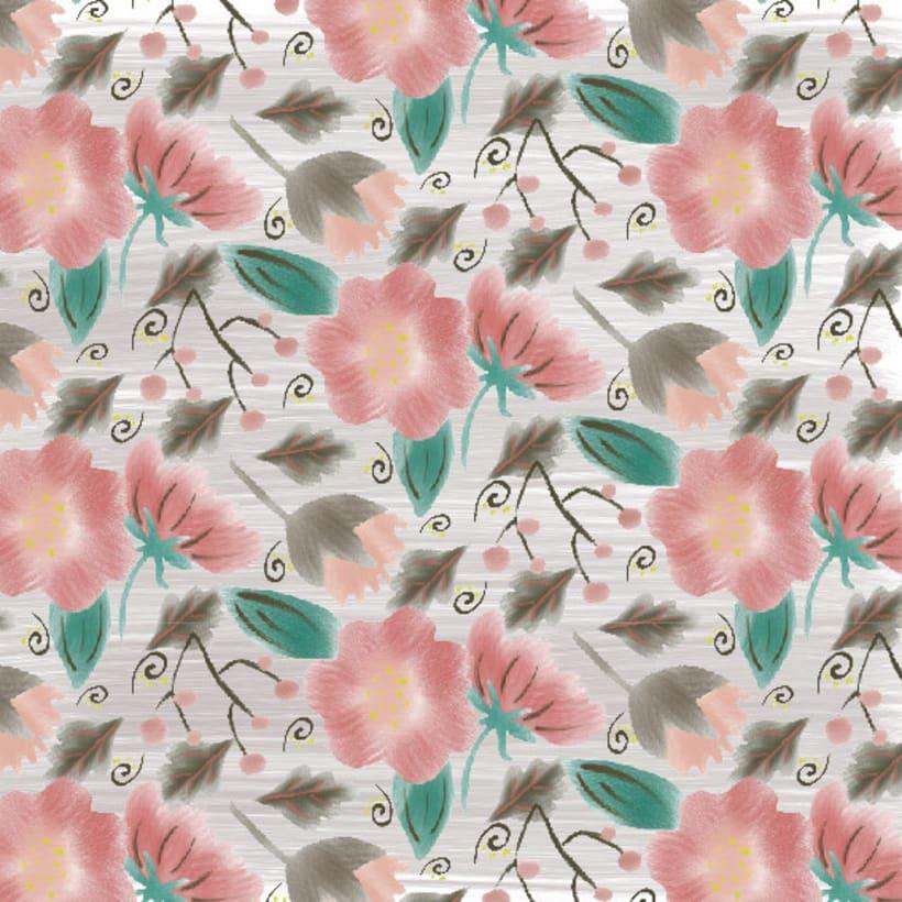 Floral para el hogar 4