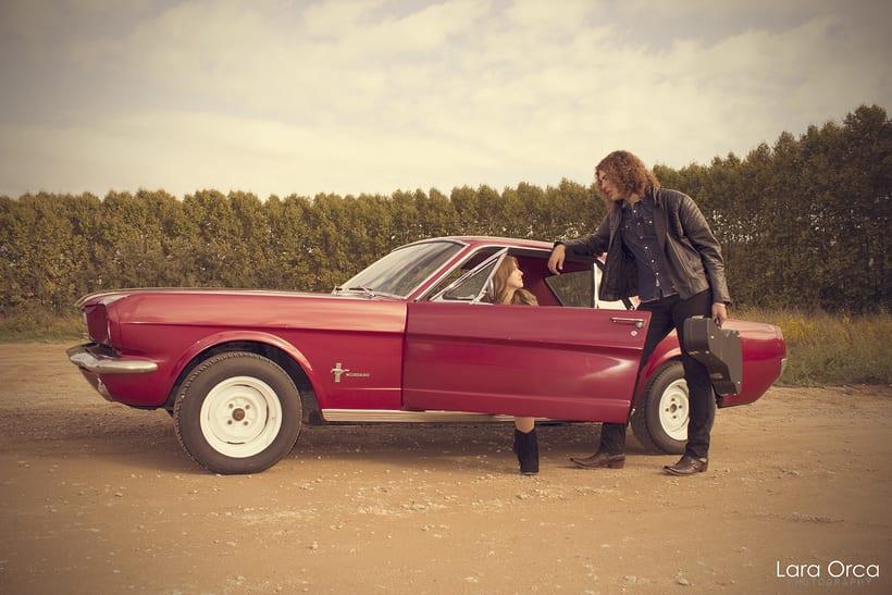Mustang -1