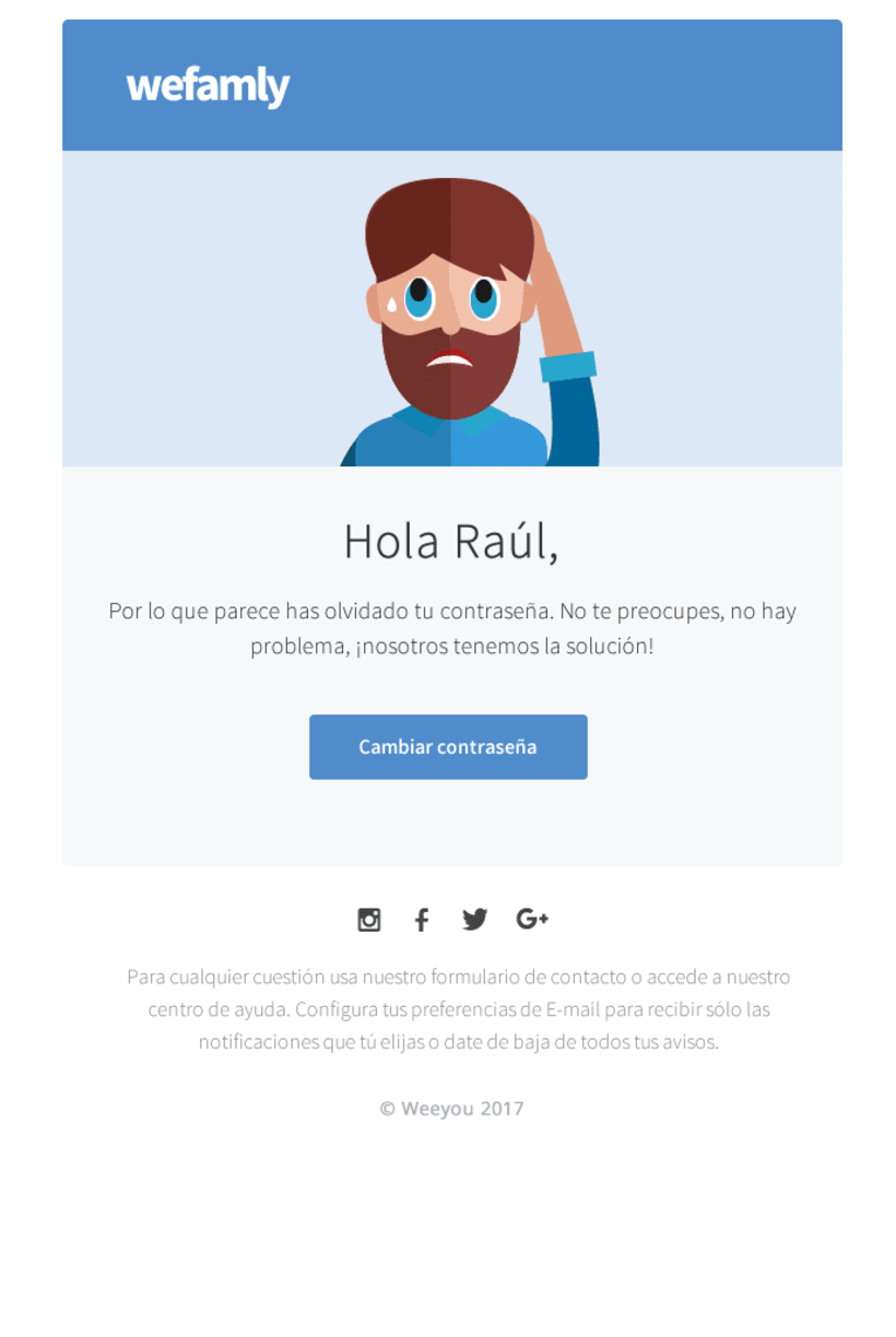 Mailing for Startup 0