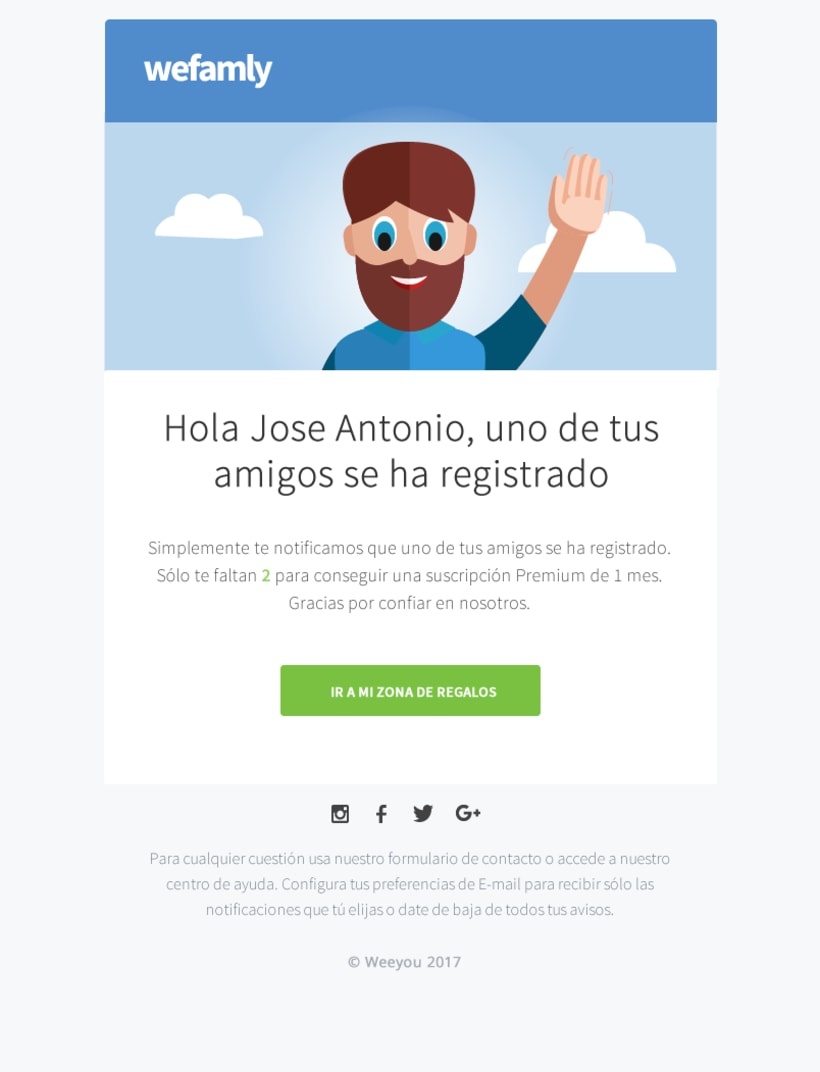 Mailing for Startup 7