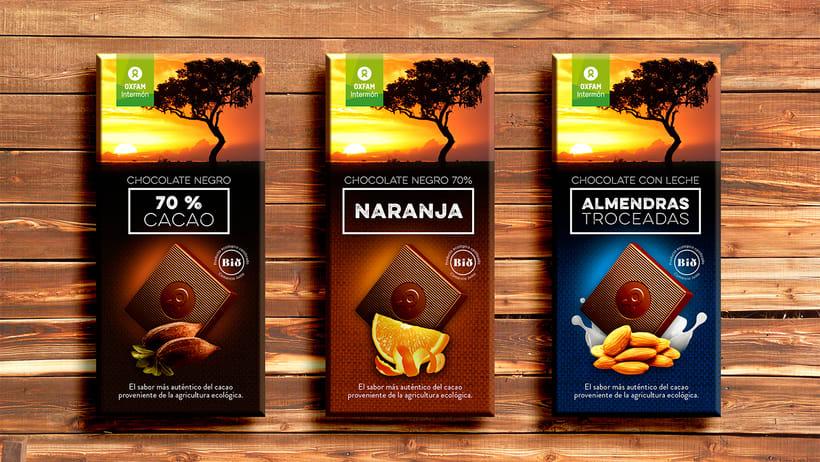Oxfam Intermon Chocolates 1