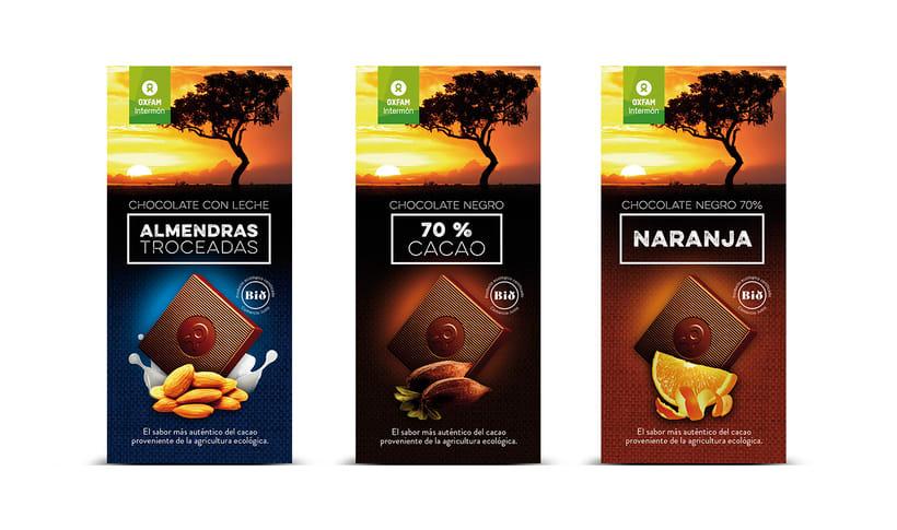 Oxfam Intermon Chocolates 2
