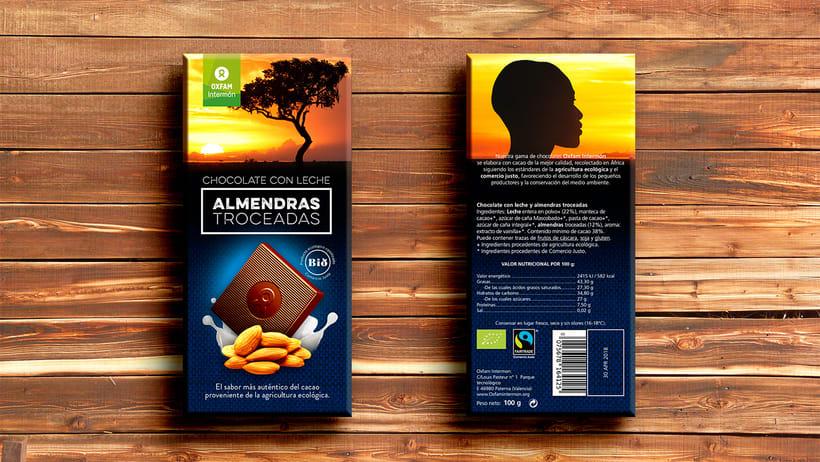 Oxfam Intermon Chocolates 7