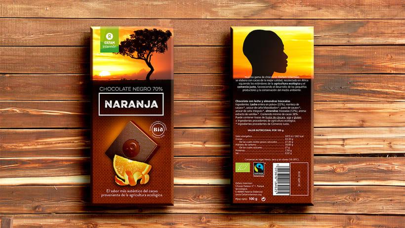 Oxfam Intermon Chocolates 6