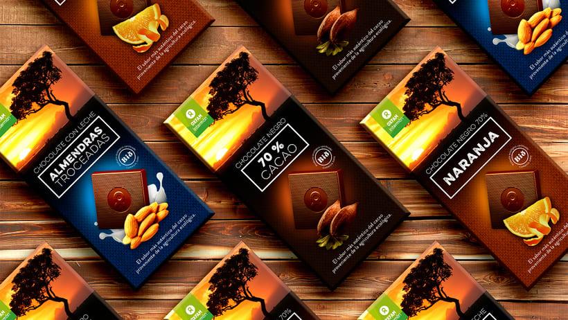 Oxfam Intermon Chocolates 8