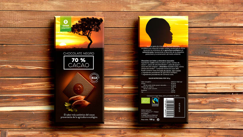 Oxfam Intermon Chocolates 5