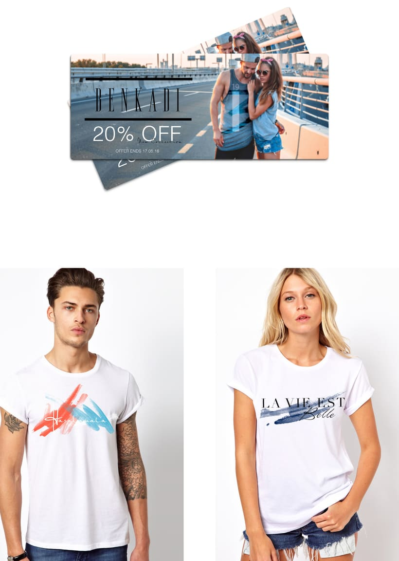 Clothing Line Project 2