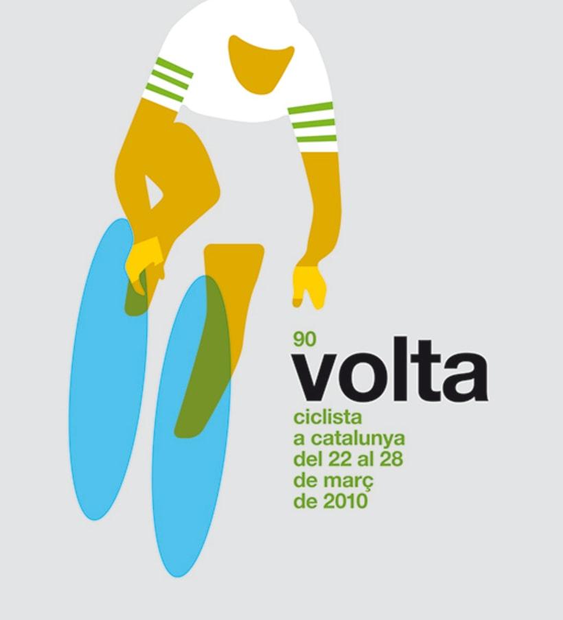 Cartel Volta Ciclista a Catalunya -1