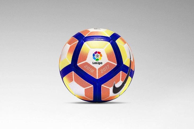 Nueva identidad visual de La Liga española 12