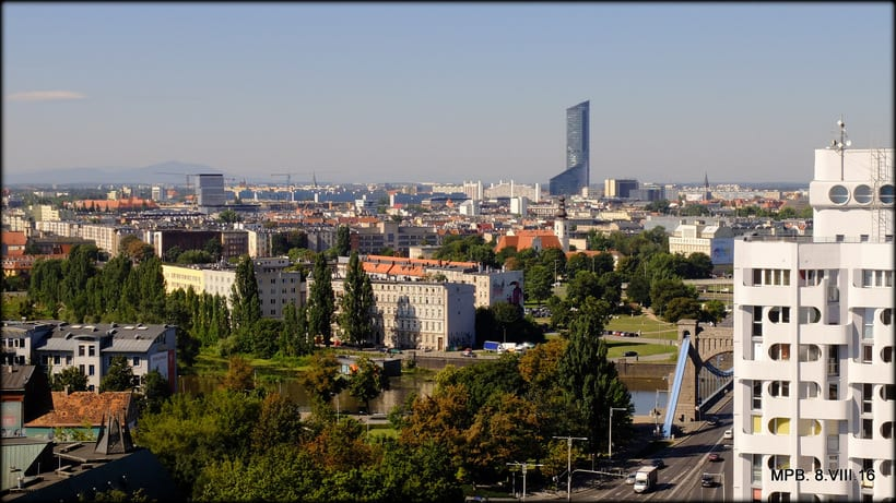 Crónicas Polacas  IV : Wroclaw (Breslavia) 1