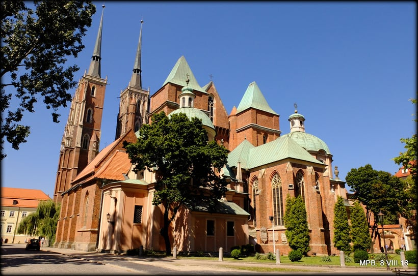 Crónicas Polacas  IV : Wroclaw (Breslavia) 5