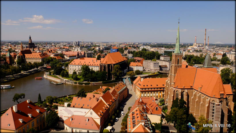 Crónicas Polacas  IV : Wroclaw (Breslavia) 7
